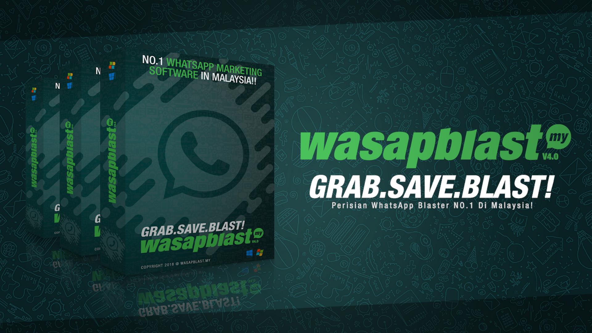 wasapblast | Sistem WhatsApp Blaster No 1 Di Malaysia!